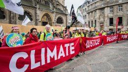 Klimademonstration i Bonn, november 2017