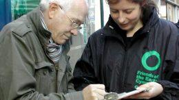 Underskriftsindsamling for klimalov i Storbritannien