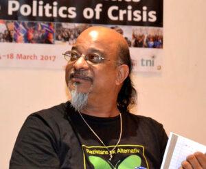 Ashok Subron fra Mauritius