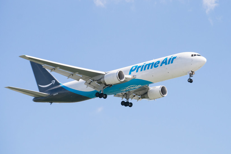 Amazon-Prime Air-fly (foto: Patrick Feller via Flickr, CC-BY 2.0)